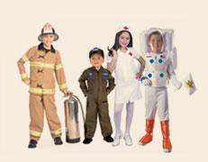 Career Costumes