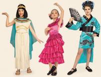 International Costumes