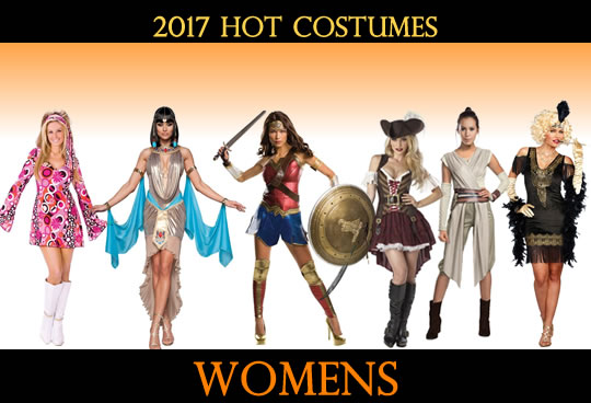 2017 Top Womens Costumes