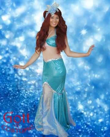 Rent a Princess Arial, or Little mermaid
