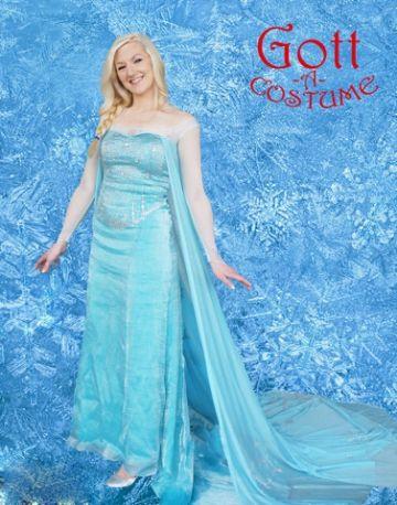 Elsa Character
