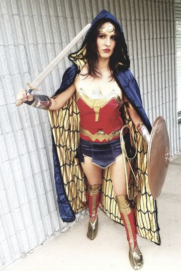 Wonder Woman Character