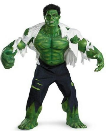 The Hulk Character
