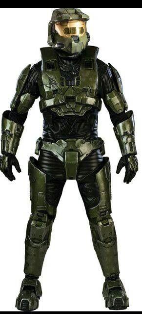 Halo Character