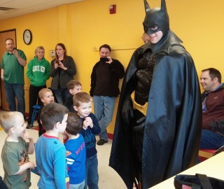 Batman Superhero Party